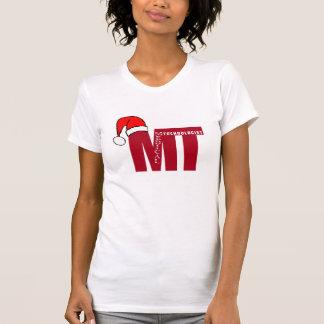 Santa Hat  MT CHRISTMAS! (MEDICAL TECHNOLOGIST) T-Shirt