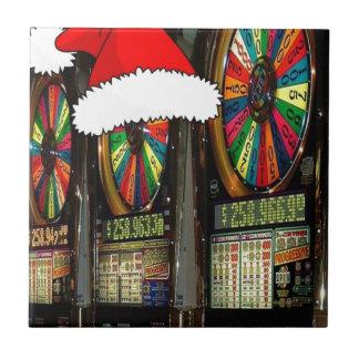 Santa Hat Slot Machines Tiles