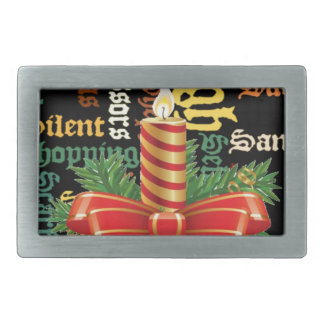Santa Have a Nice Day and a Better Night.jpg Belt Buckle