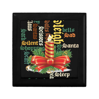 Santa Have a Nice Day and a Better Night.jpg Keepsake Boxes