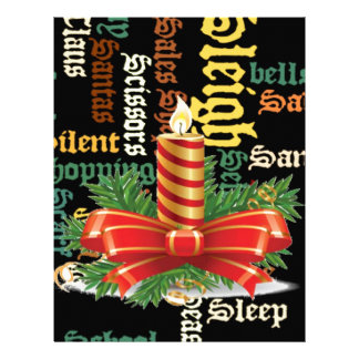 Santa Have a Nice Day and a Better Night.jpg Customized Letterhead