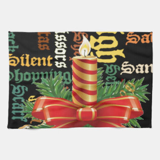 Santa Have a Nice Day and a Better Night.jpg Towel