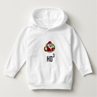 Santa Ho3 Power Of 3 Hoodie