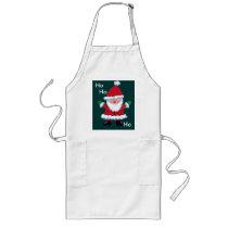 Santa-   holiday apron