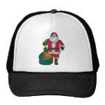 Santa Holiday Christmas Party Destiny Celebration Trucker Hat