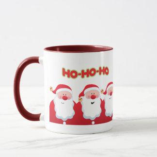 Santa Holiday Mug