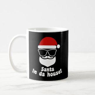 Santa In Da House Coffee Mug
