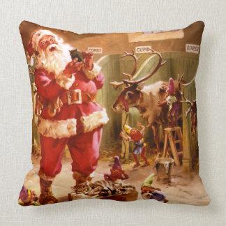 Reindeer Pillows Decorative Amp Throw Pillows Zazzle