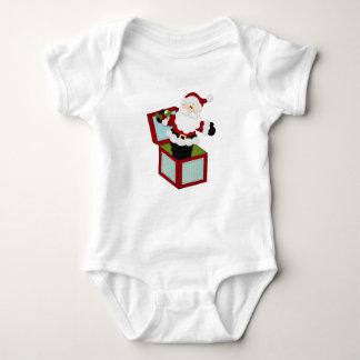 Santa Infant Creeper