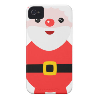 Santa iPhone 4 Case-Mate Case
