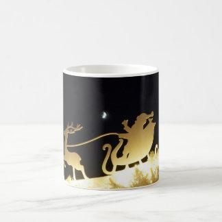 Santa is coming...... (Mug)