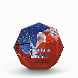 Santa is real! awards