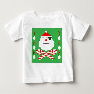 santa jolly roger baby T-Shirt