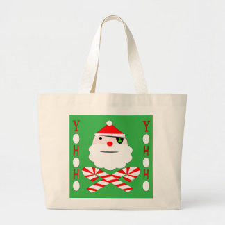 santa jolly roger bag