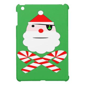 santa jolly roger iPad mini case