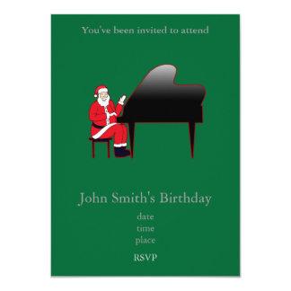 Santa Keys Card
