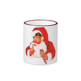 Santa Knows Mug
