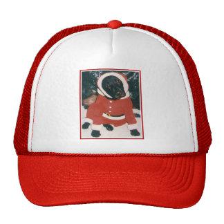 Santa Lab Trucker Hat