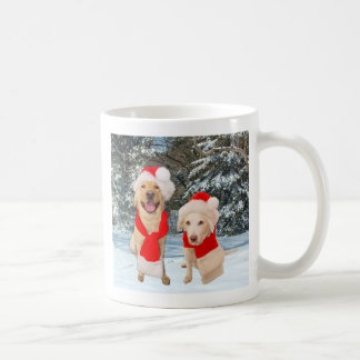 Santa Labs Mug