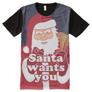 Santa le quiere