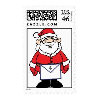 Santa lleva un delantal