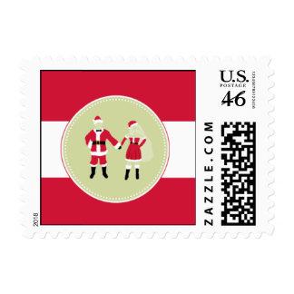 Santa Love Postage