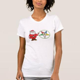 Santa loves the OES T-shirt