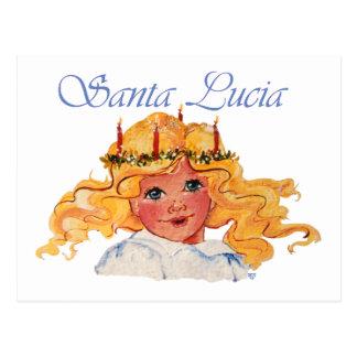 Santa Lucia Postcard
