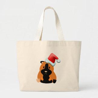 Santa Lyric Tote Bag
