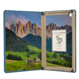 Santa Maddelena and The Dolomites in Val di Funes iPad Mini Retina Case