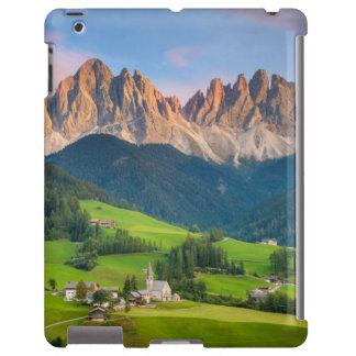 Santa Maddelena and The Dolomites in Val di Funes