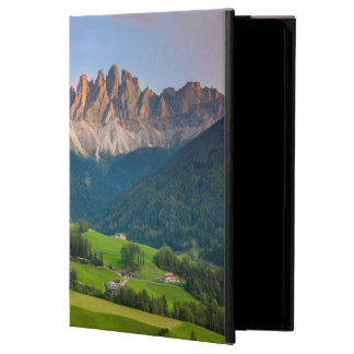Santa Maddelena and The Dolomites in Val di Funes Case For iPad Air