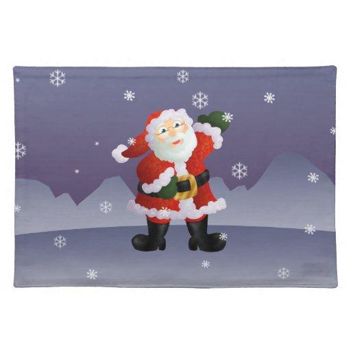 Santa Manteles