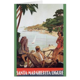 Santa Margherita Ligure Card