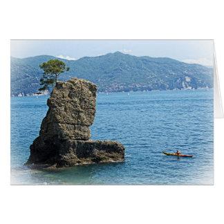 Santa Margherita Ligure - Italy Greeting Card