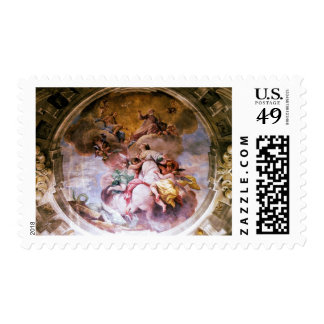 Santa Margherita of Antioch, Florence Italy Postage