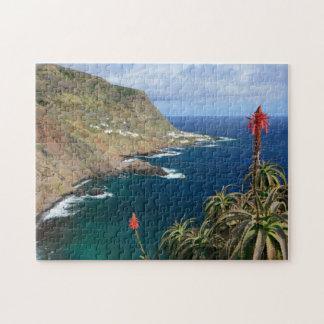 Santa Maria Azores coastal Puzzles