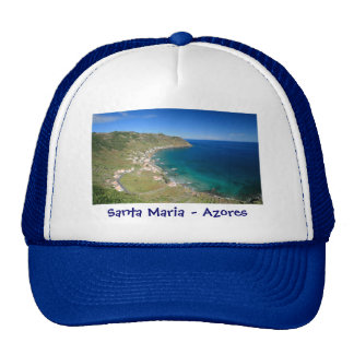 Santa Maria - Azores hat