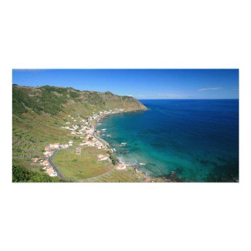Santa Maria - Azores photo card