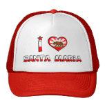 Santa Maria, CA Trucker Hat