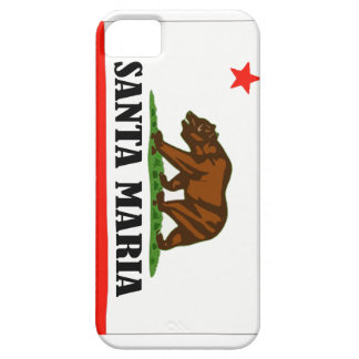 Santa Maria, California iPhone 5 Cover