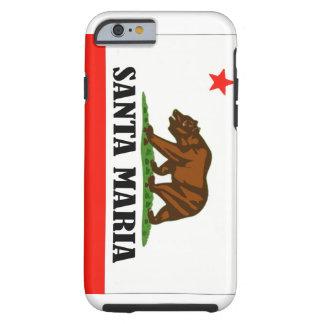 Santa Maria, California Tough iPhone 6 Case