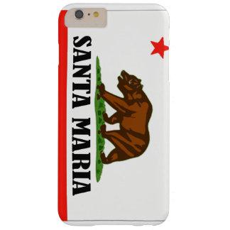 Santa Maria, California Barely There iPhone 6 Plus Case
