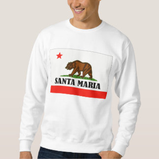 Santa Maria, California Sweatshirt