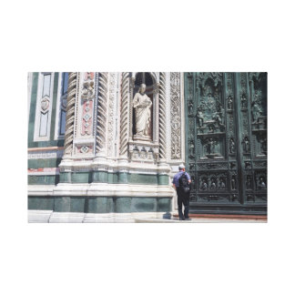 Santa María del Fiore Impresiones En Lona Estiradas