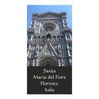 Santa Maria del Fiore Photo Card