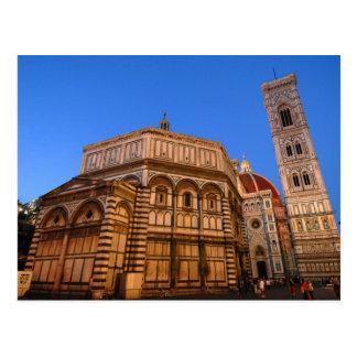 Santa Maria del Fiore Postcard