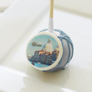 Santa Maria della Salute Basilica Cake Pops
