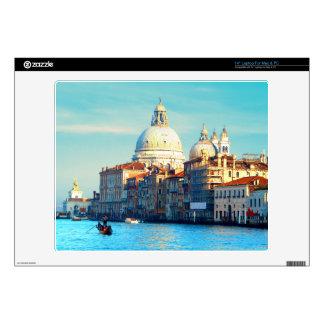 "Santa Maria della Salute Basilica Decals For 14"" Laptops"