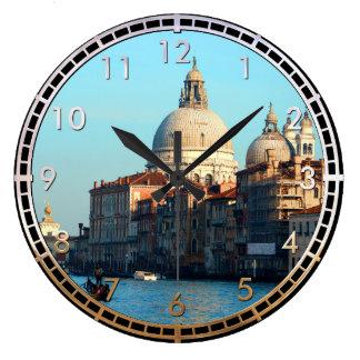 Santa Maria della Salute Basilica Large Clock